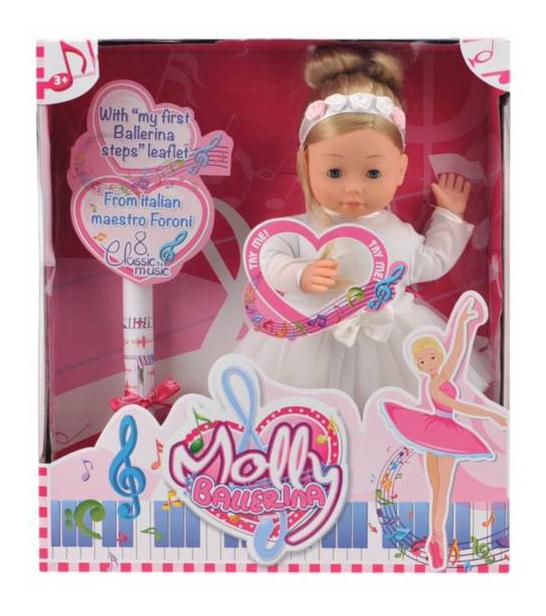 Кукла Dimian Bambolina Molly, 40 см фото