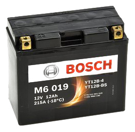 Аккумулятор автомобильный автомобильный Bosch 0 092 M60 190 12 Ач