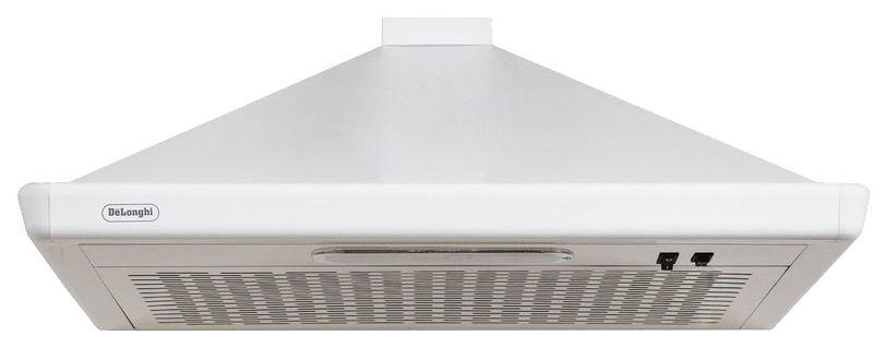 Вытяжка купольная Delonghi Glabro Bianco 60 White