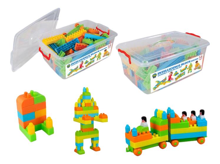 Купить Конструктор Pilsan Lux Intelligence №3 (3221plsn), Конструкторы пластмассовые