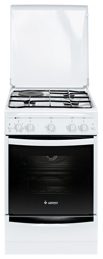 Комбинированная плита GEFEST 5110 01 White
