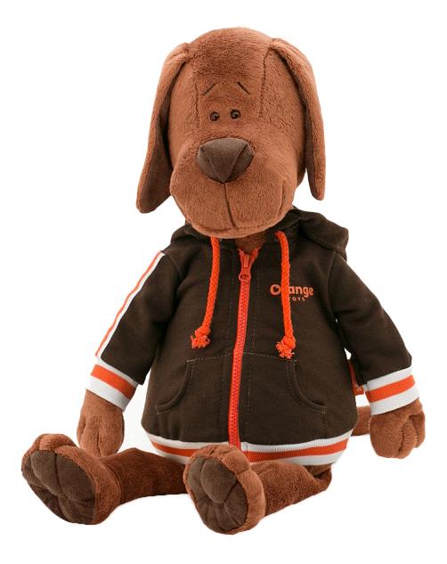 Мягкая игрушка Orange Toys Пёс Барбоська в толстовке 30 см фото