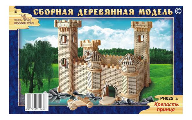 Модель для сборки Чудо-дерево Крепость принца фото
