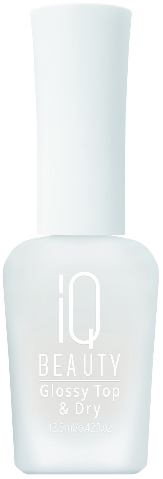 IQ BEAUTY GLOSSY TOP #AND# DRY