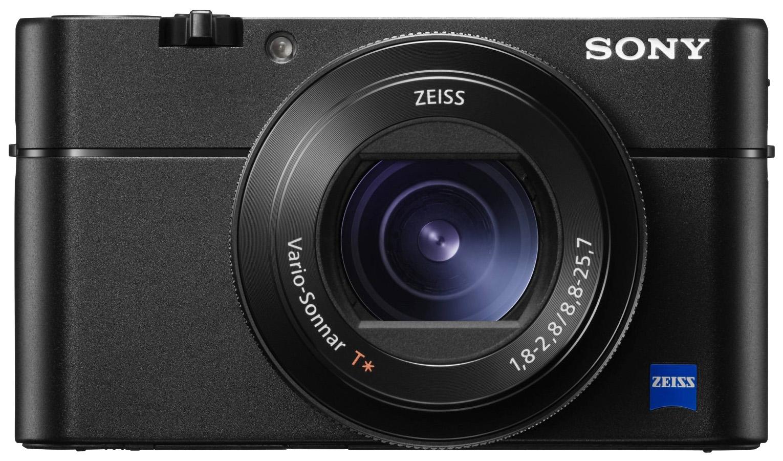Фотоаппарат цифровой компактный Sony RX100 V Black (DSCRX100M5.RU3) DSC-RX100M5