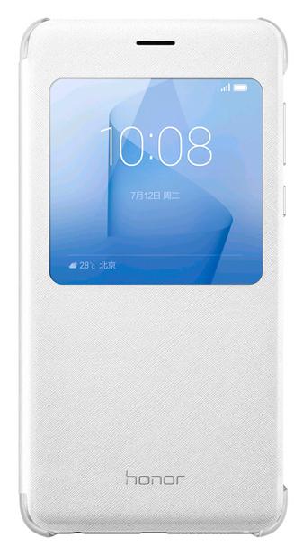 Чехол Huawei Honor 8 View Cover White