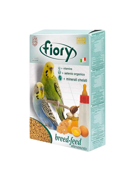 Подкормка FIORY для волнистых попугаев 400 г,
