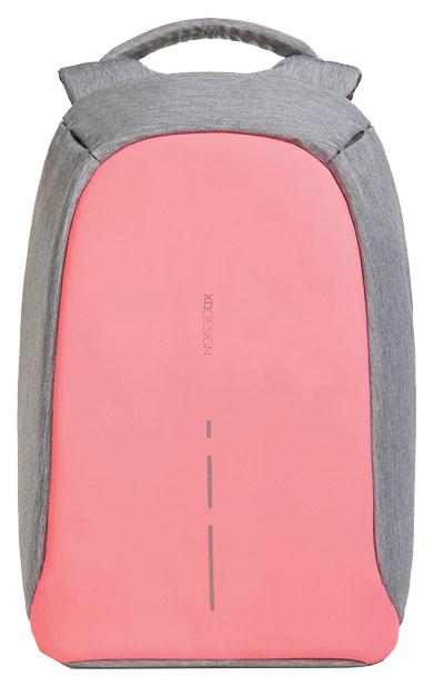 Рюкзак для ноутбука XD Design Bobby Compact Р705,534 Розовый, серый