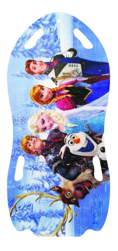 Ледянка для двоих 122 см 1TOY Disney Холодное сердце для двоих фото
