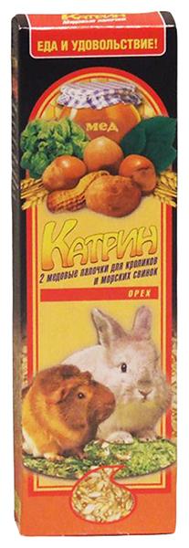 Лакомство для кроликов, морских свинок Катрин, 100г