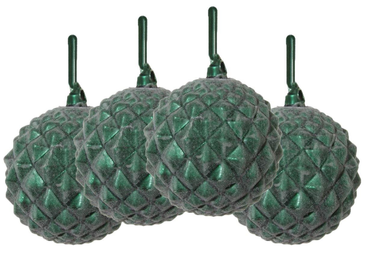Набор шаров на ель ShiShi Нефритовый Иней