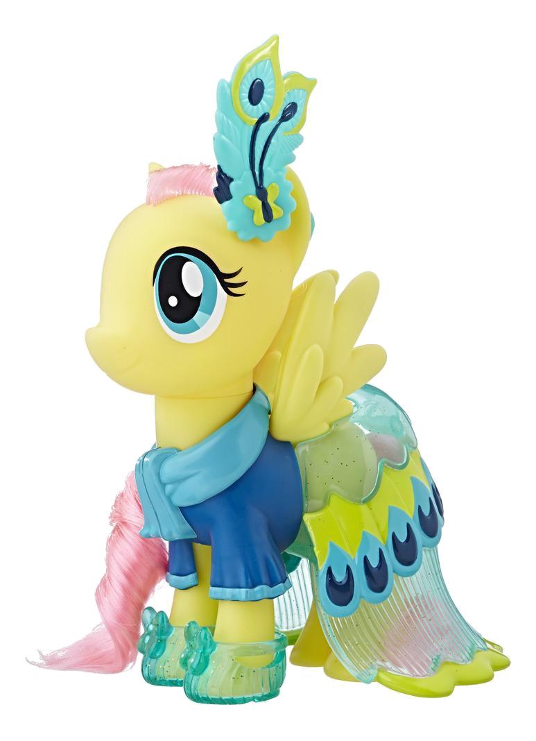 Фигурка My little Pony My Little Pony Флатершай желтая фото