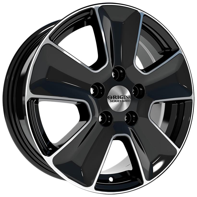 Колесные диски SKAD R16 6.5J PCD5x114.3 ET50 D66.1 2590005 Renault Duster (KL-263)