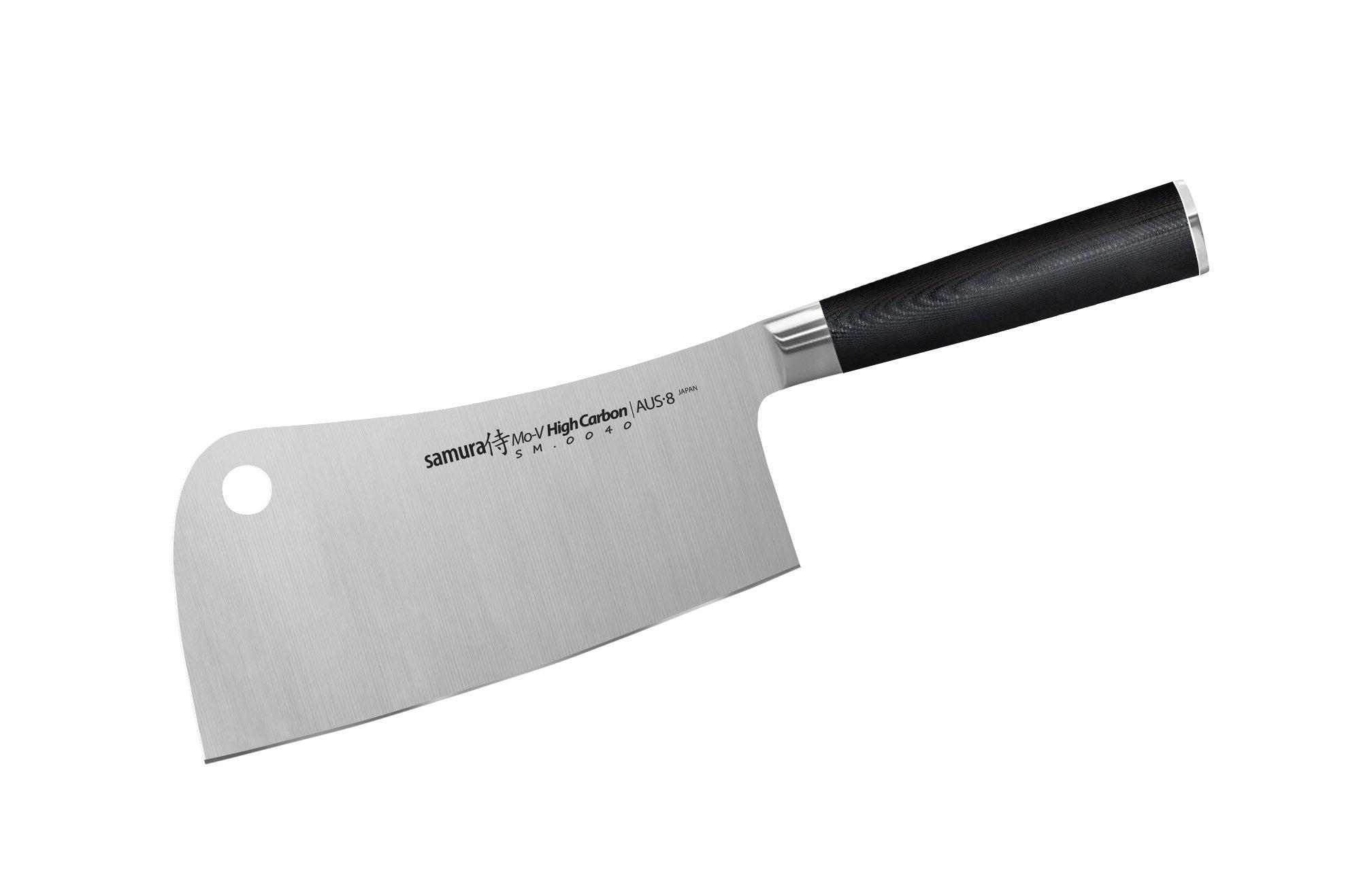 Топорик для мяса Samura SM 0040/K 18 см