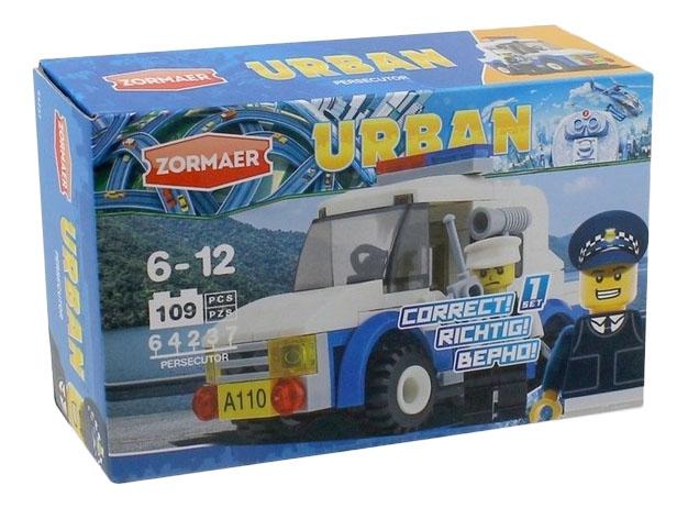 Конструктор Urban. Преследователь Zormaer 64237 109 дет.