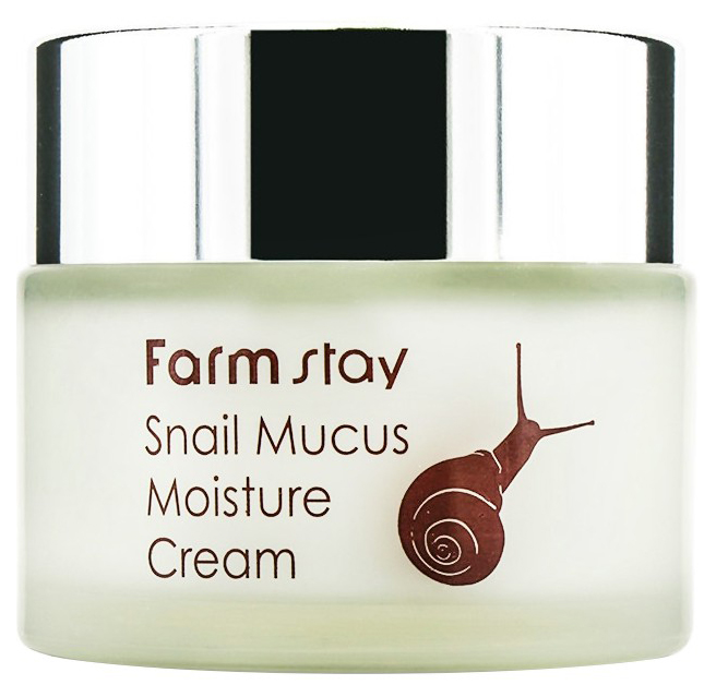 Крем для лица Farm Stay Snail Mucus