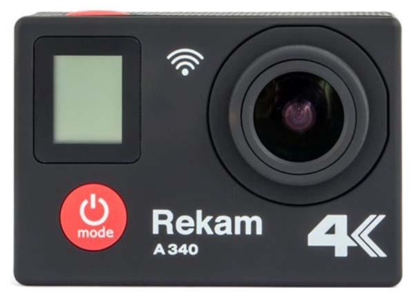 Экшн камера VM Rekam A340 Black