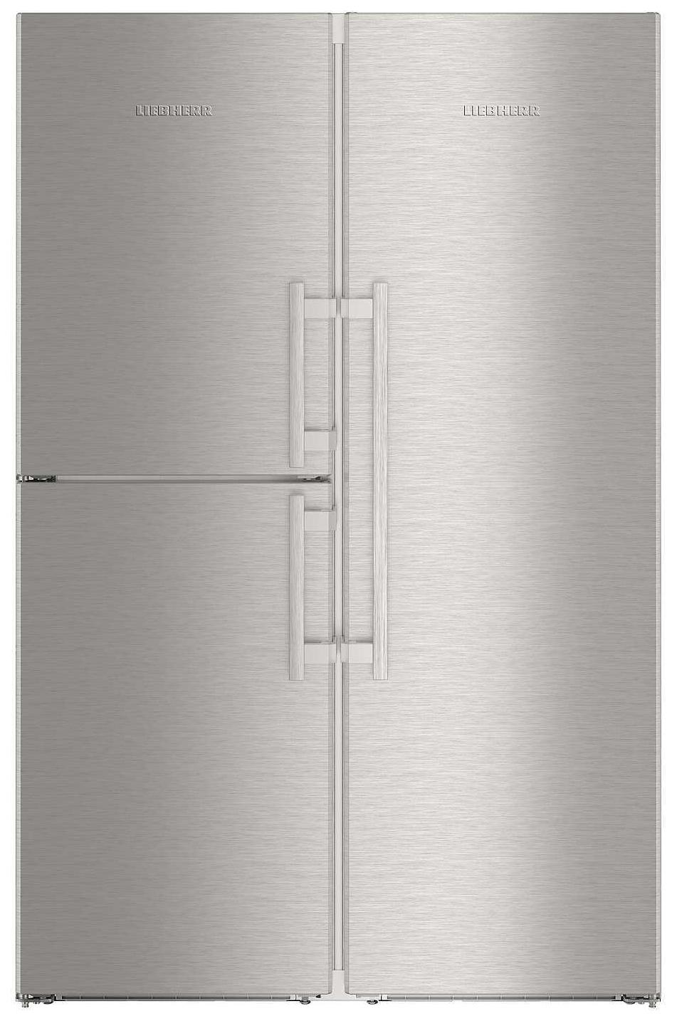Холодильник Liebherr SBSES 8473 Grey