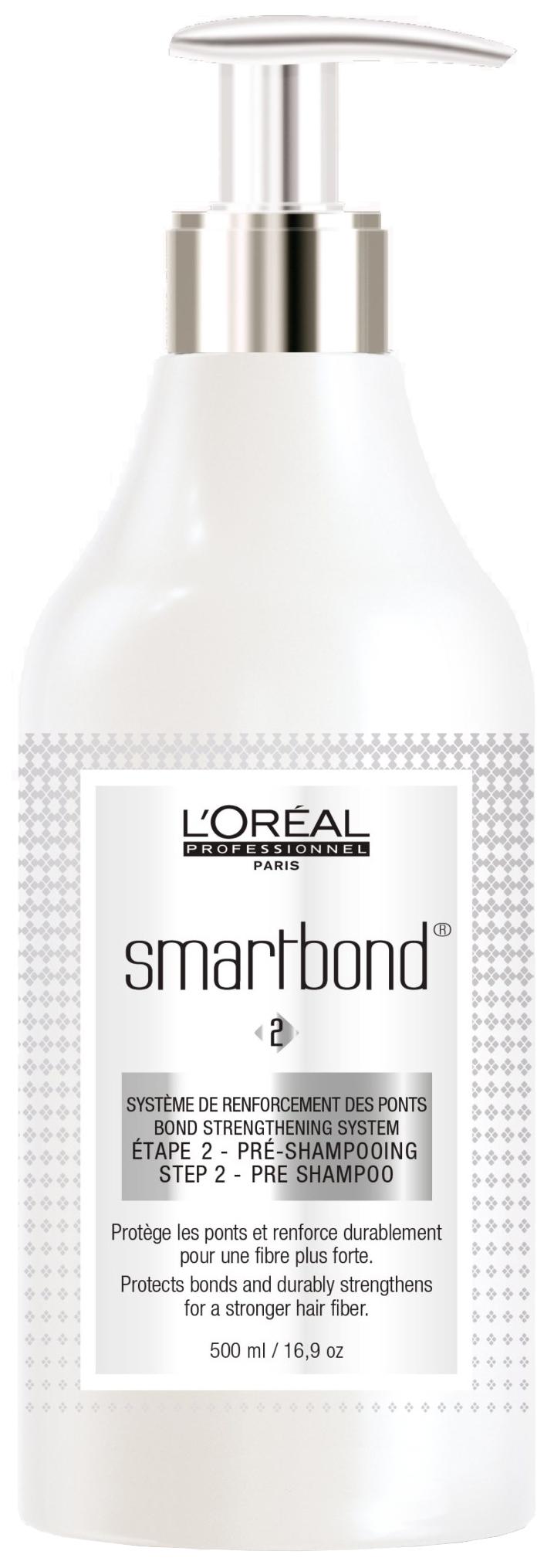 Шампунь L'Oreal Professionnel Smartbond Pre Shampoo 500 мл фото