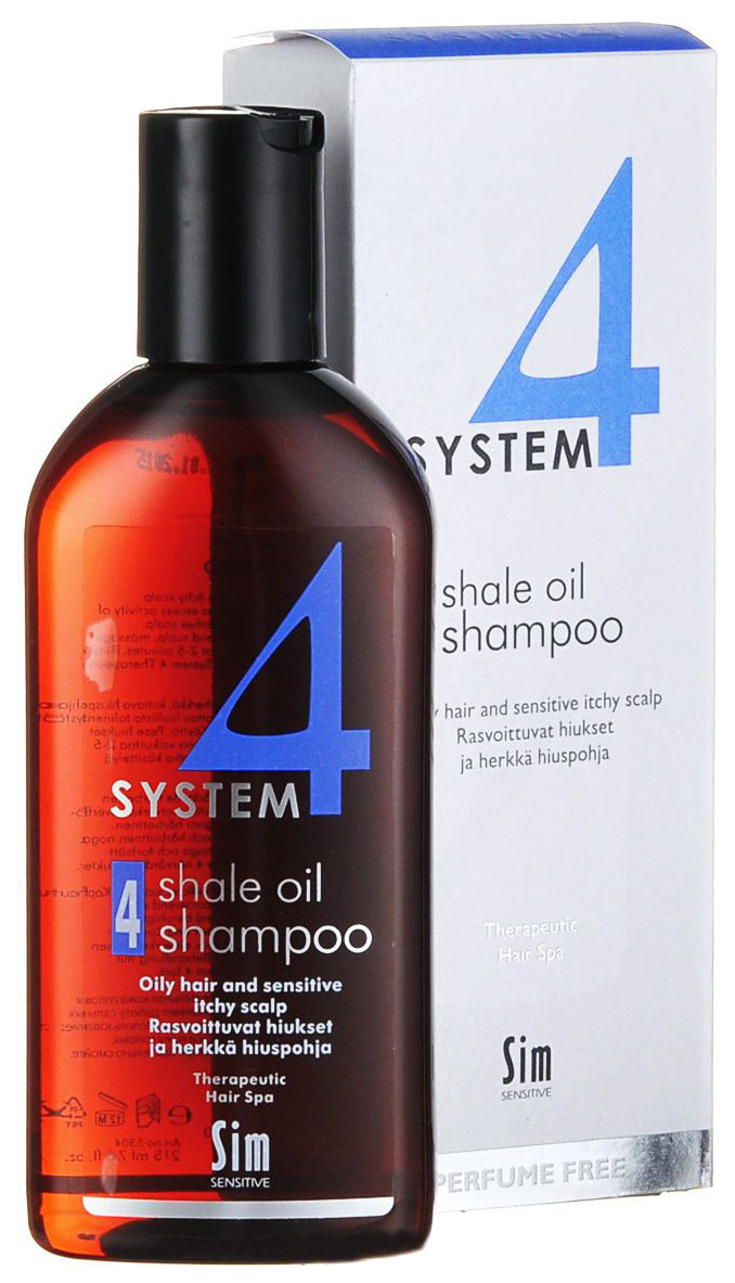 SIM SENSITIVE SYSTEM 4 THERAPEUTIC CLIMBAZOLE SHAMPOO 4