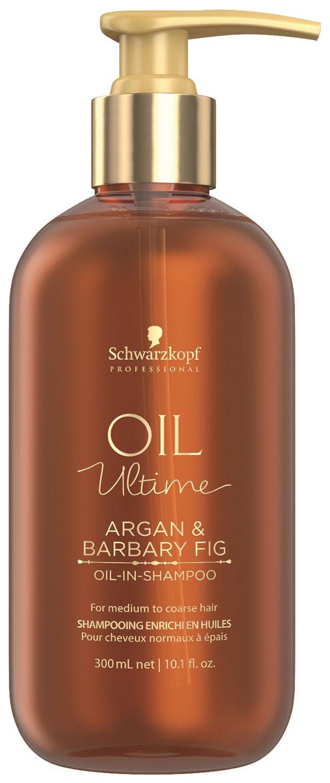 Купить Шампунь Schwarzkopf Oil Ultime Oil-in-Shampoo, 300 мл, Schwarzkopf Professional