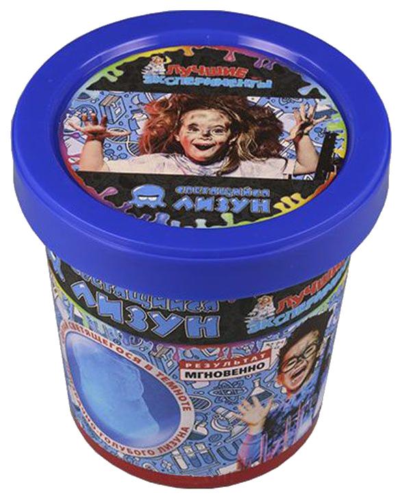 Купить Набор для исследования Qiddycome Светящийся лизун Призрачно-Голубой, Наборы для создания слаймов
