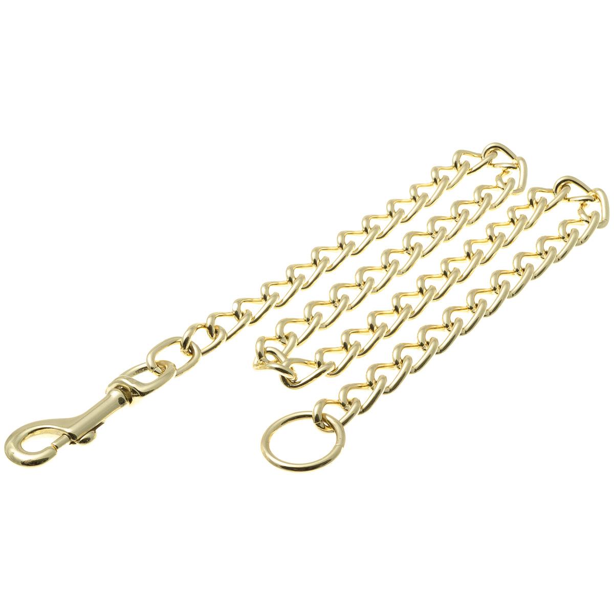 Поводок цепь для собак ZooOne без ручки,
