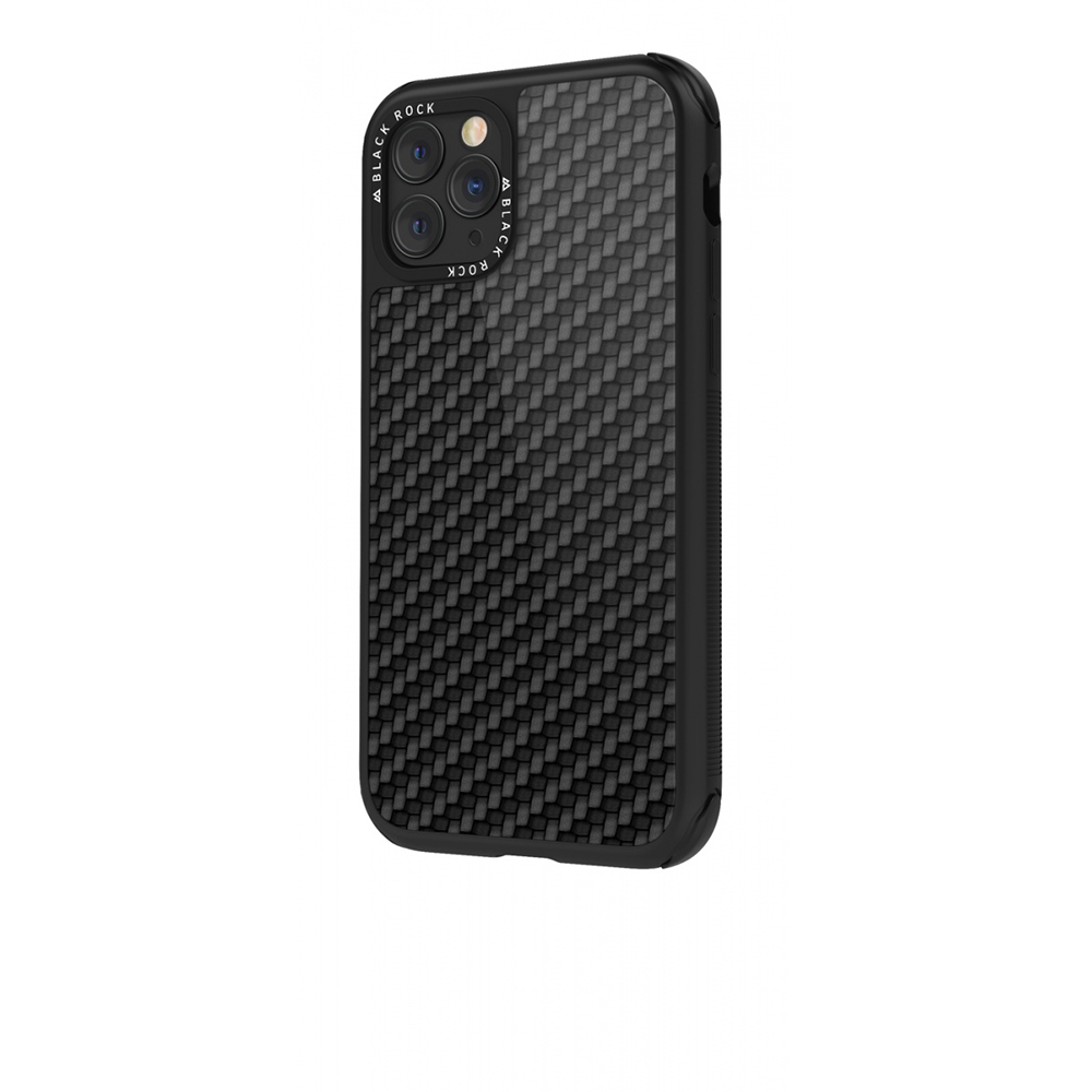 Чехол Black Rock Robust Case Real Carbon для Apple iPhone 11 Pro Max  фото
