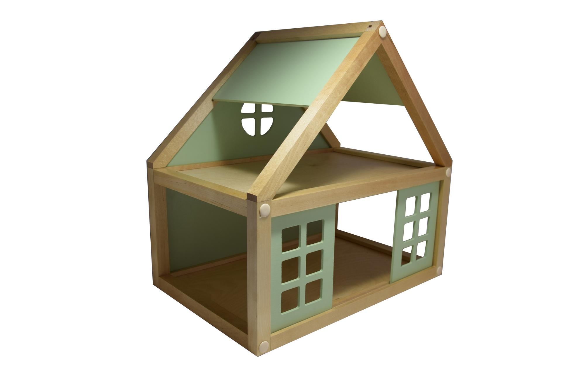 Набор для конструирования Мишка Кострома Кукольный домик 2 этажа ДК-002 фото