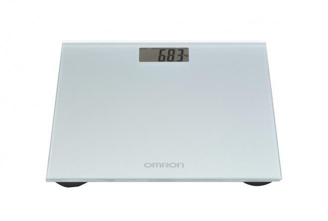 Весы напольные Omron HN-289 Grey