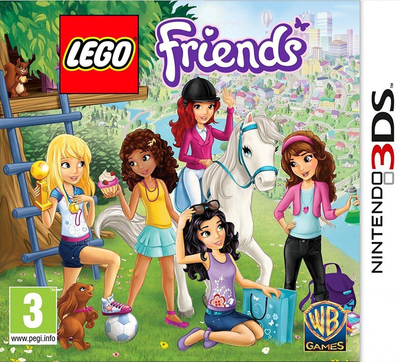 Игра LEGO Friends для Nintendo 3DS