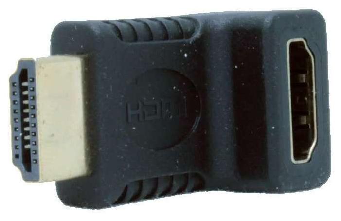 Переходник VCOM HDMI   HDMI Black