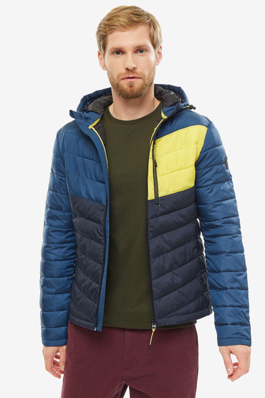 Куртка мужская TOM TAILOR 1011339-10378 синяя 2XL фото