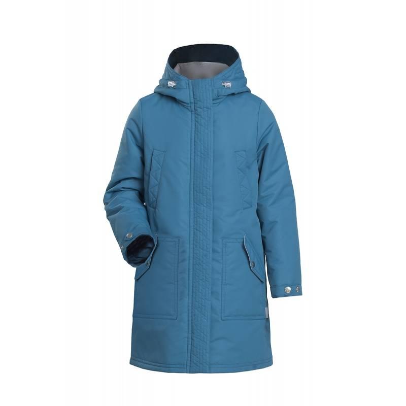 Купить Дд-0420, Куртка Белла URSINDO, цв. бирюзовый, 134 р-р, Куртки для девочек