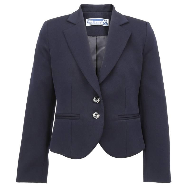 Купить ШФ-948, Жакет SkyLake, цв. темно-синий, 32 р-р, Детские пиджаки и жакеты