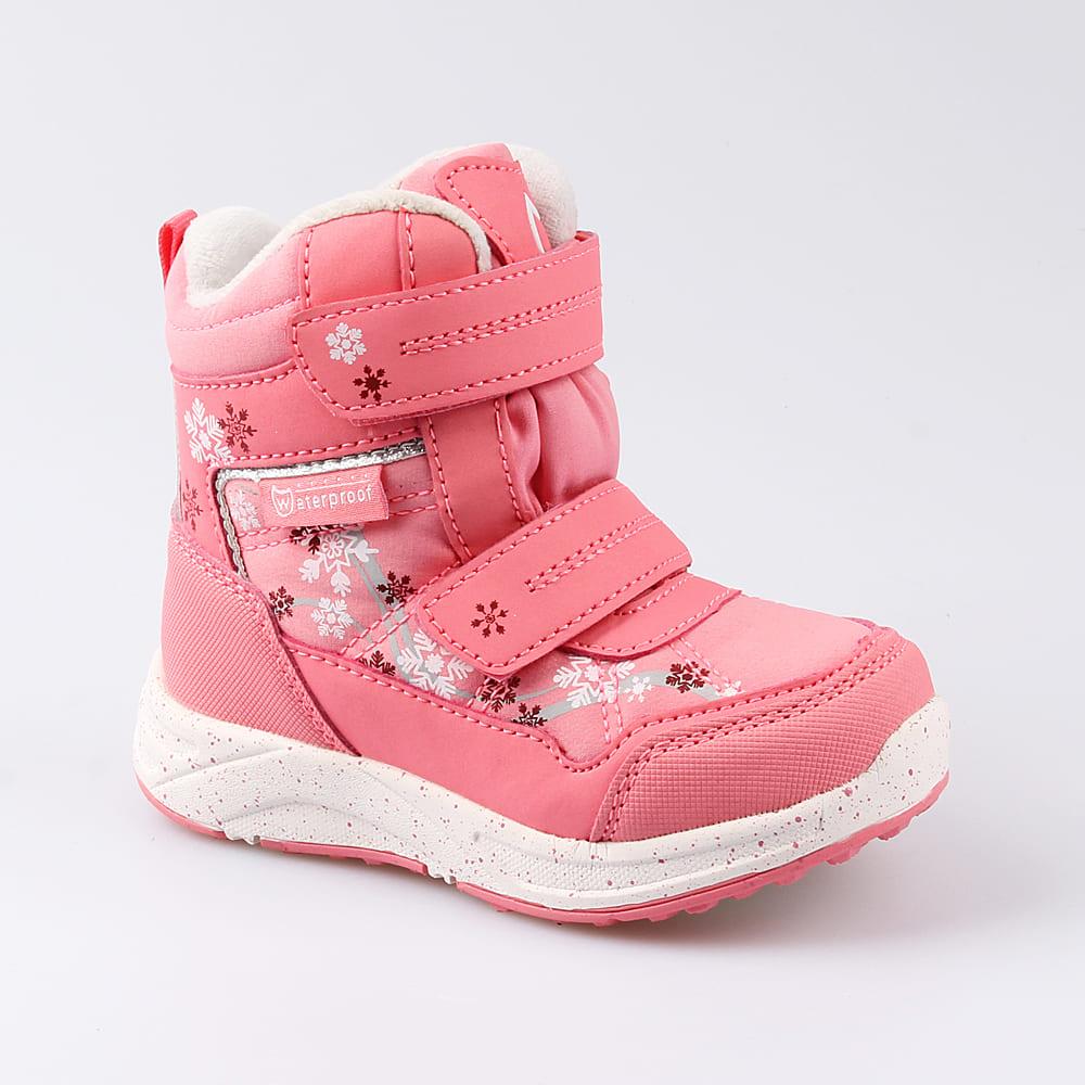 Мембранная обувь для девочек Котофей, 25 р-р
