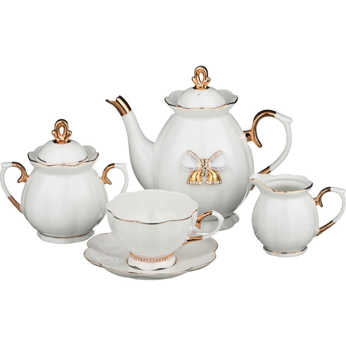 Чайный сервиз Lefard Giselle на 6 персон