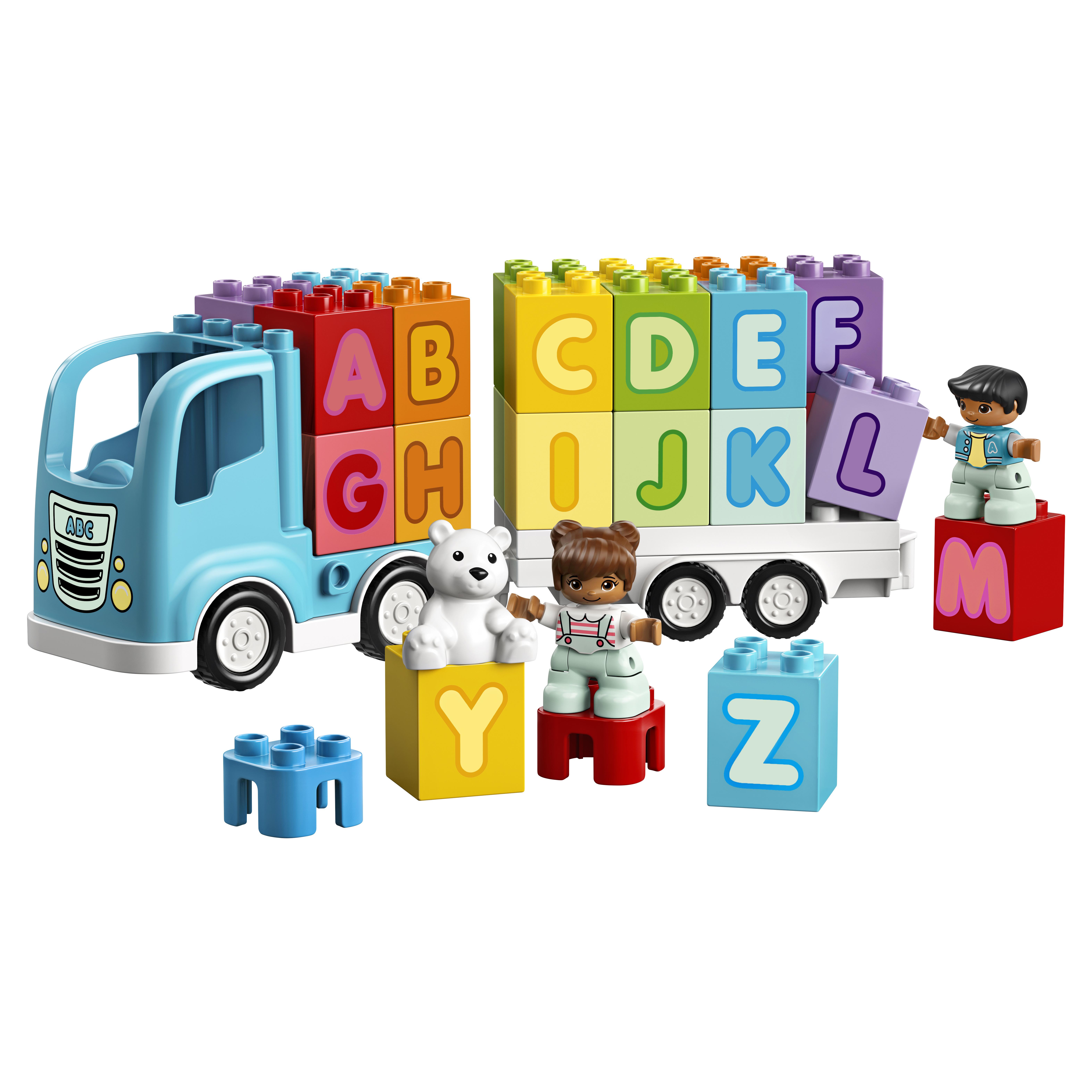 Конструктор LEGO DUPLO Creative Play 10915 Грузовик