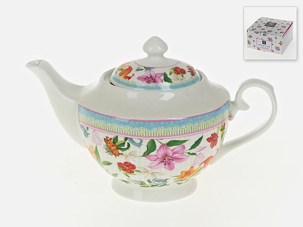 Заварочный чайник Nouvelle Восточная Лилия 1100 мл