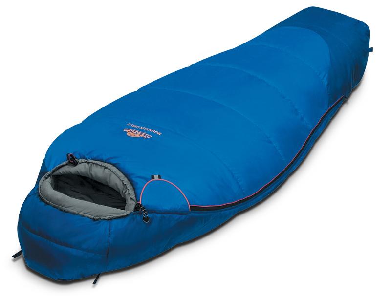 Спальный мешок Alexika Mountain Child (детский) 9225-01052-blue-left
