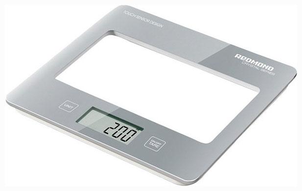 Весы кухонные Redmond RS 724 E Silver