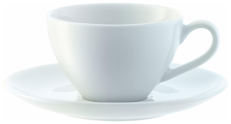 Набор из 4 чашек для эспрессо с блюдцем LSA International Dine