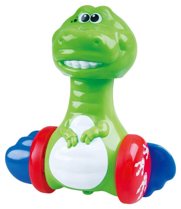 Купить Каталка Playgo Динозавр Play1784, Развивающие игрушки