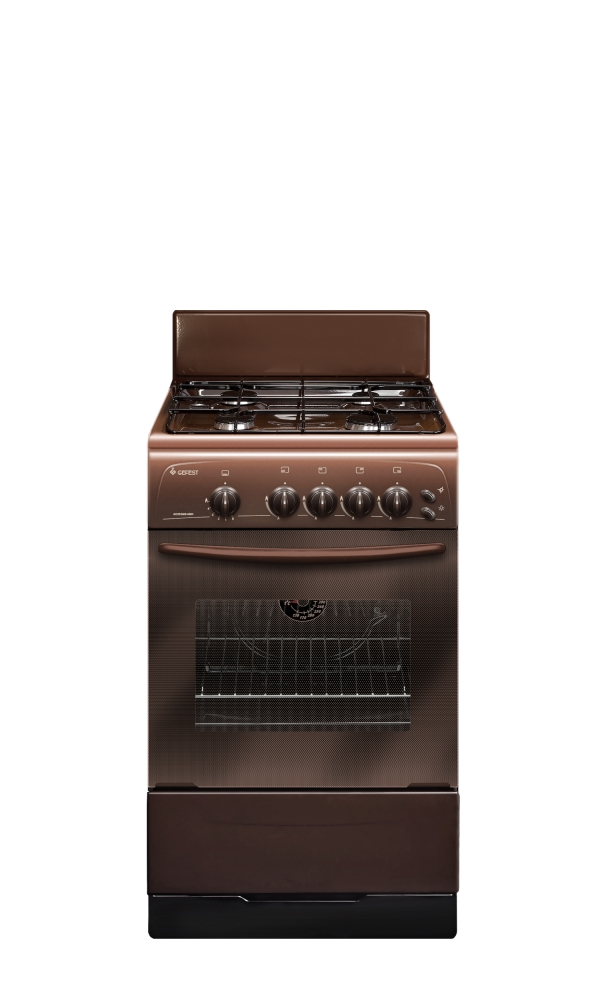 Газовая плита GEFEST ПГ 3200-06 К86 Brown
