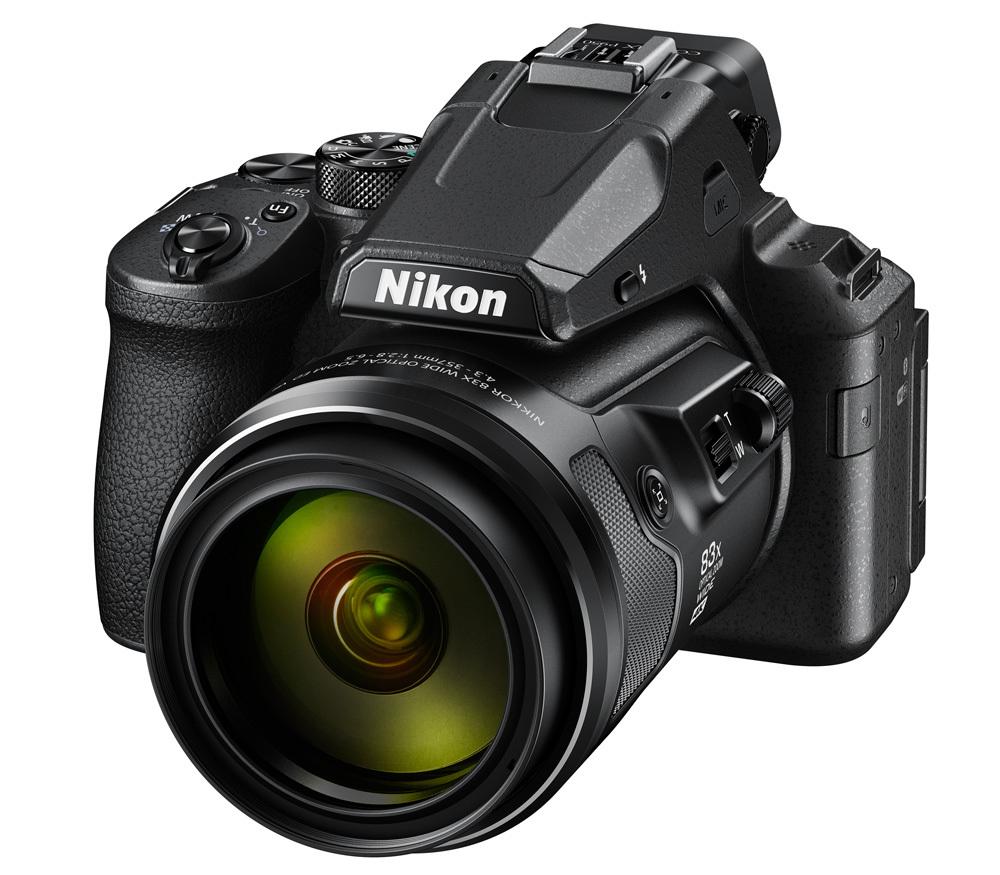 Фотоаппарат цифровой Nikon Coolpix P950 BK EU Coolpix P950 Black