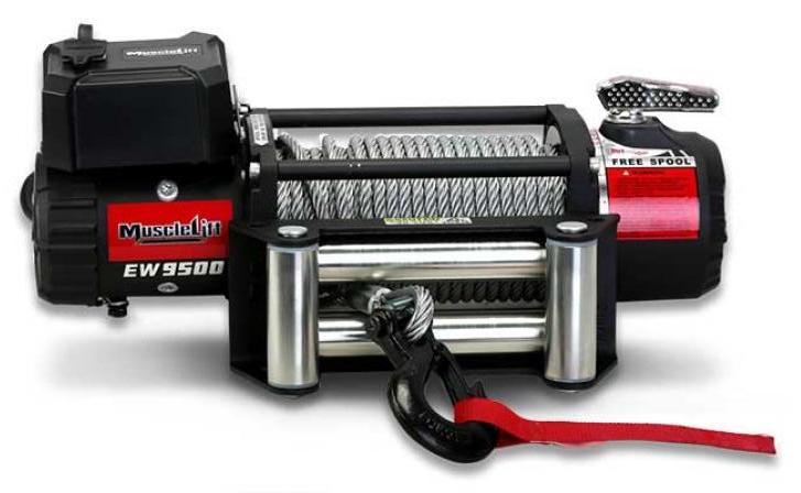 Лебедка электрическая T max Musclelift 9500 W1853