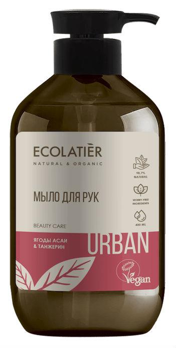 Жидкое мыло Ecolatier Ягоды асаи и танжерин 400 мл
