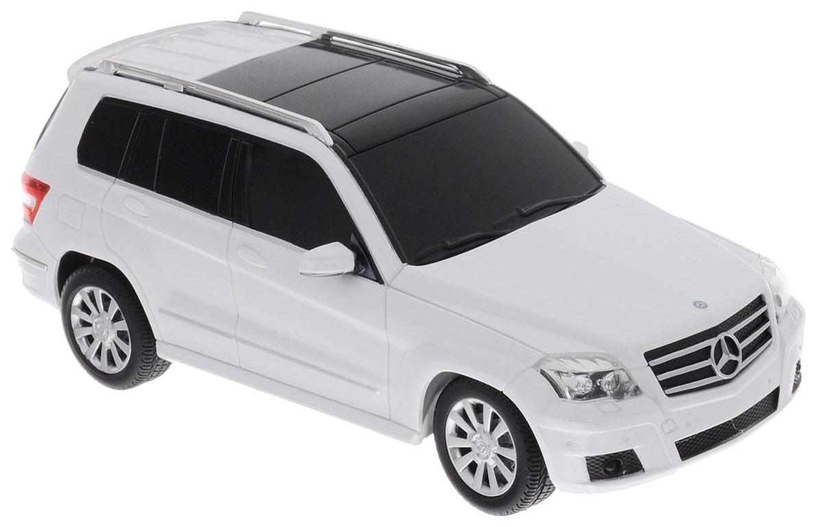 Радиоуправляемая машинка Rastar Mercedes GLK 1:24 белая 32100W