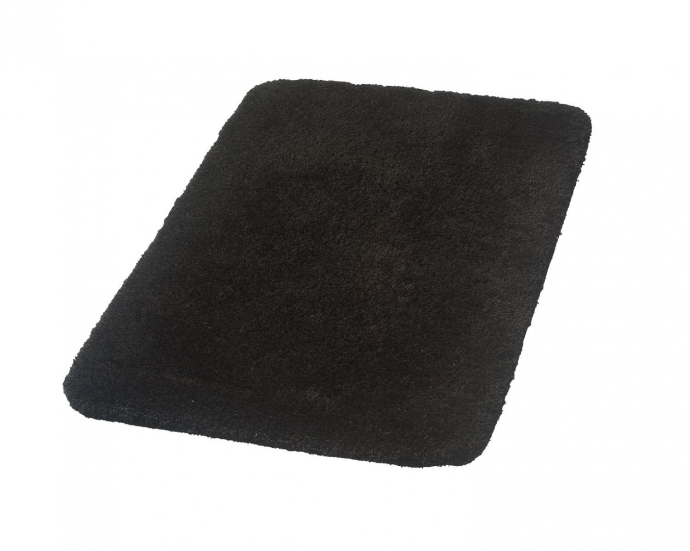 Коврик для ванной комнаты Istanbul черный 60*90
