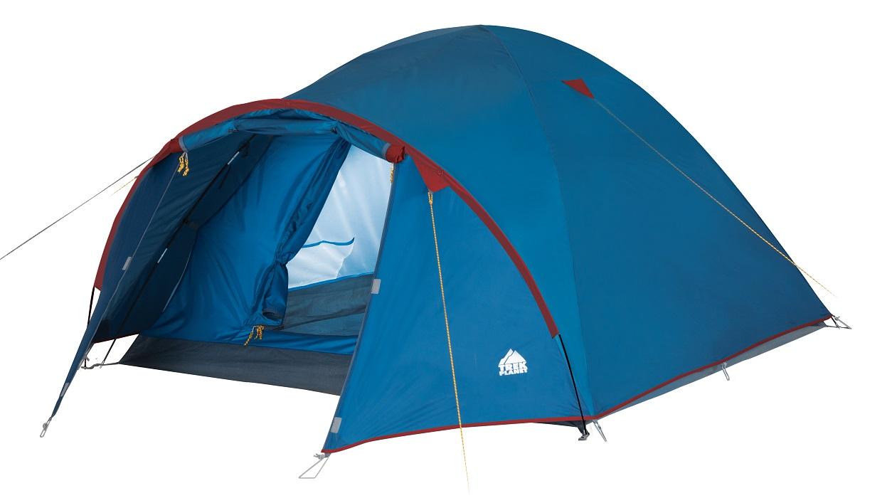 Палатка Trek Planet Vermont двухместная синяя